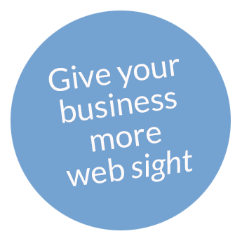 give your business more web sight